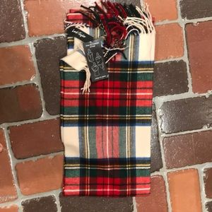 Lord & Taylor Blanket Wrap NWT